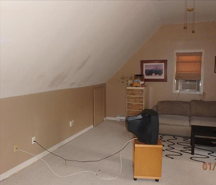 Water and Mold Damage in Hammonton NJ