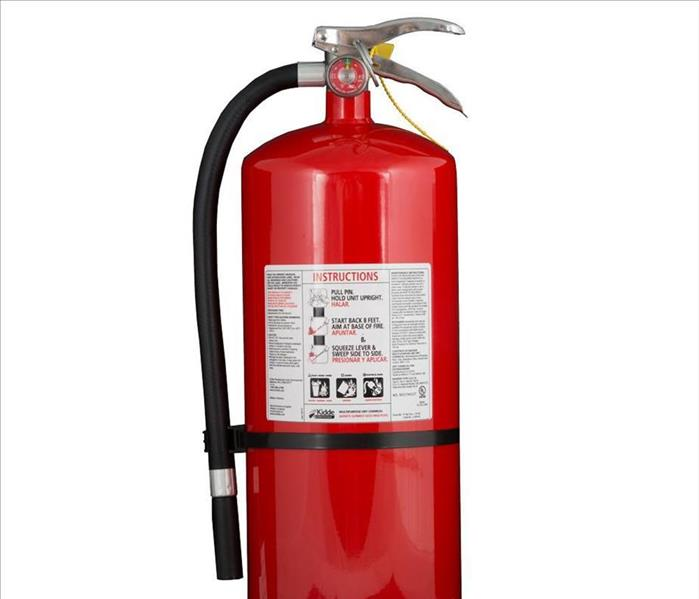 Fire Damage Choosing the Appropriate Fire Extinguisher for your Atlantic City, NJ Property