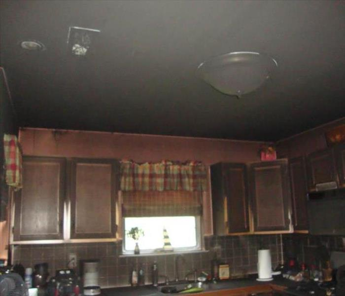 Fire Damage For Immediate Service, Call SERVPRO In Atlantic City, NJ 609-965-0885