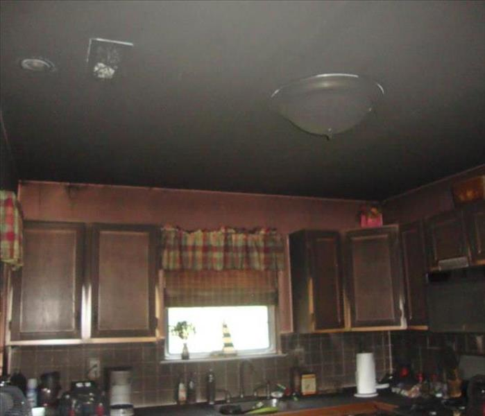 Fire Damage For Immediate Service, Call SERVPRO In Mays Landing, NJ 609-965-0885