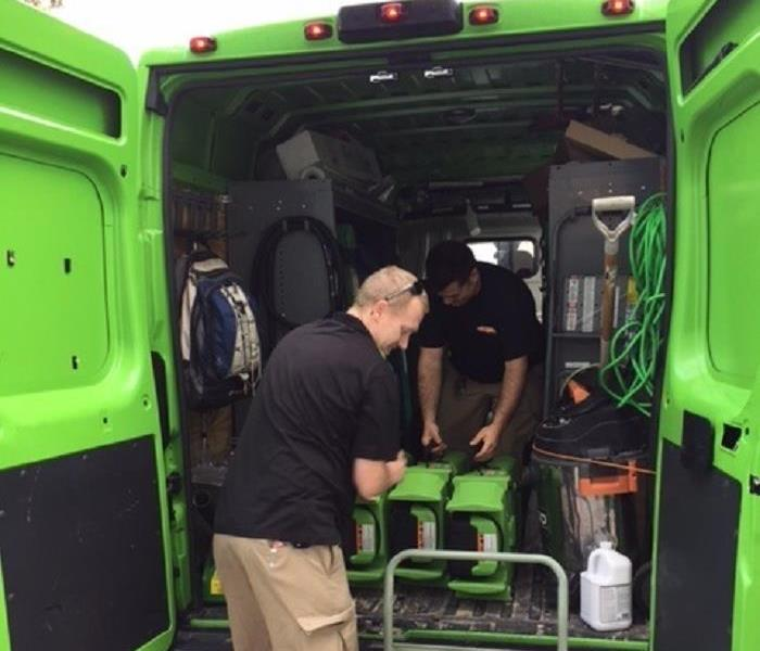 Why SERVPRO SERVPRO of Atlantic City is Here to Help®