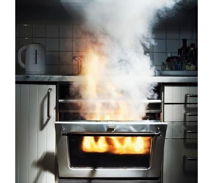 Fire Damage Thanksgiving Disaster Prevention